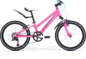 "Велосипед '19 Merida Matts J20 Girl Колесо:20"" Рама:One Size Pink/Blue/Grey"
